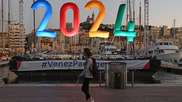 Los Juegos Olímpicos de París utilizarán el Roland Garros, el Stade de France y la Torre Eiffel