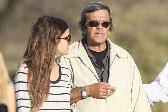 Sergio Opatowski, alias Pato, es la pareja de Gimena, madre de Ángeles. Foto: LA NACION