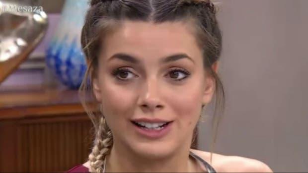 Natalie Pérez, protagonista de uno de los éxitos de la televisión actual, Las estrellas