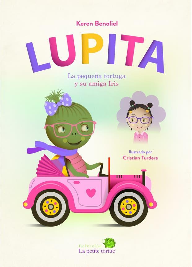 En castellano - Lupita bilingüe: la tortuga es protagonista de los seis títulos publicados