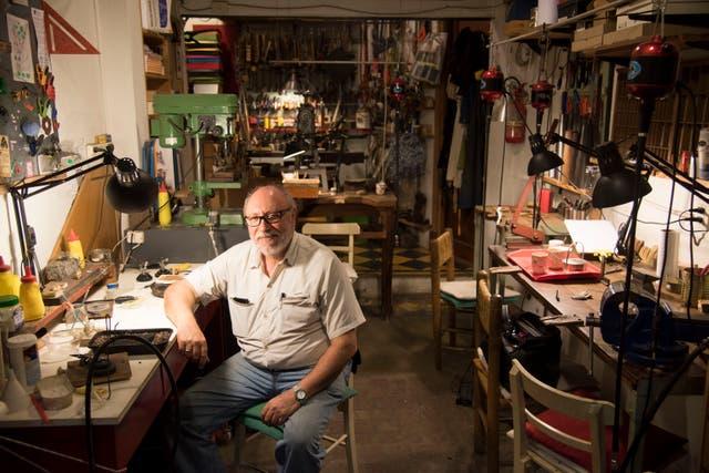 La Nave, un taller por el que pasaron muchos referentes de la joyería contemporánea argentina