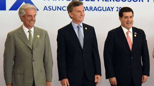 Vázquez, Macri y Cartes lanzarán la candidatura en diez días