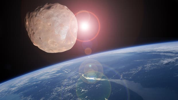 Hoy se celebra el primer Día Internacional del Asteroide.