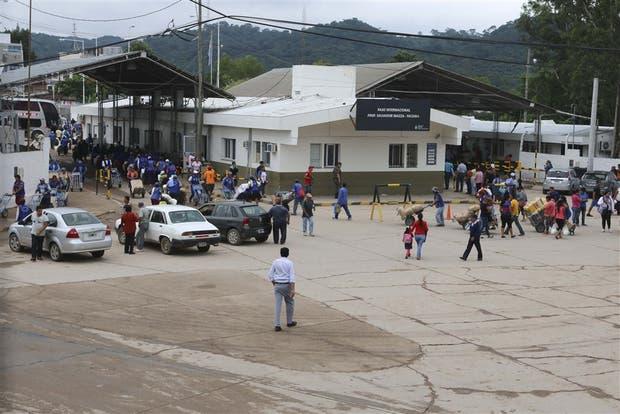 Salvador Mazza es parte de los 30 kilómetros de 'frontera caliente' de contrabando que hay con Bolivia