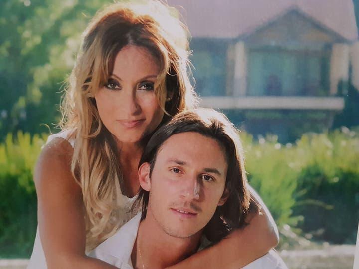 Marcela Tauro, feliz con un novio veinte años menor
