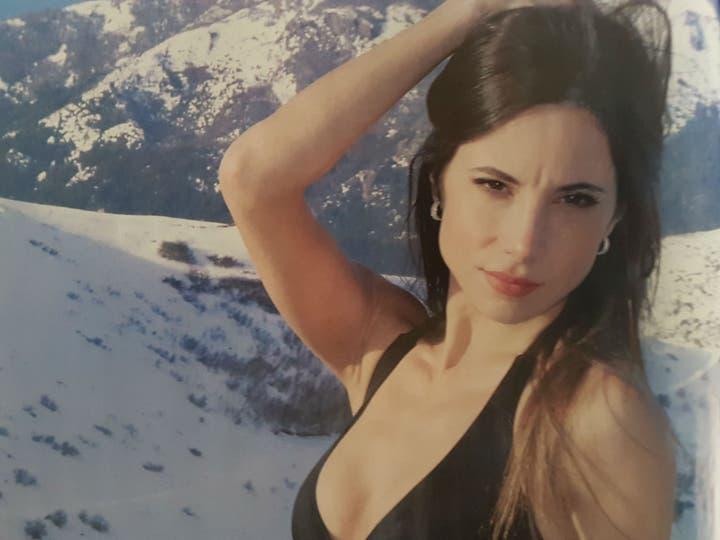 Sin medio al resfrío, Magui Bravi paga con frío las vacaciones de canje