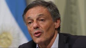 Cabrera criticó los juicios contra las pymes