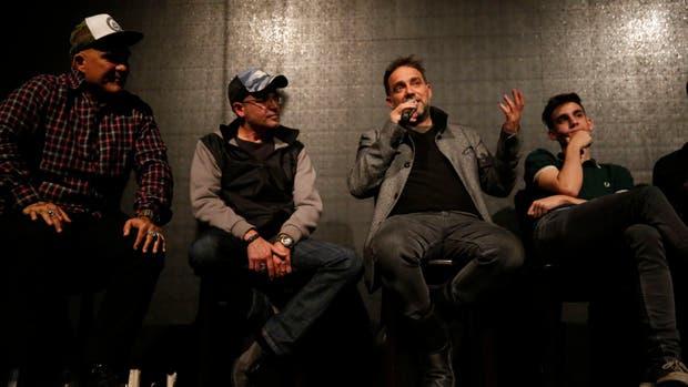Los Fabulosos Cadillacs presentaron su nuevo disco, La Salvación de Solo y Juan