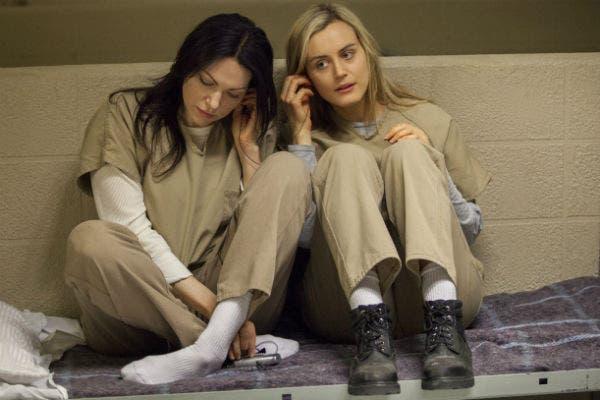Piper y Alex lidian con una vieja ruptura nada menos que en prisión