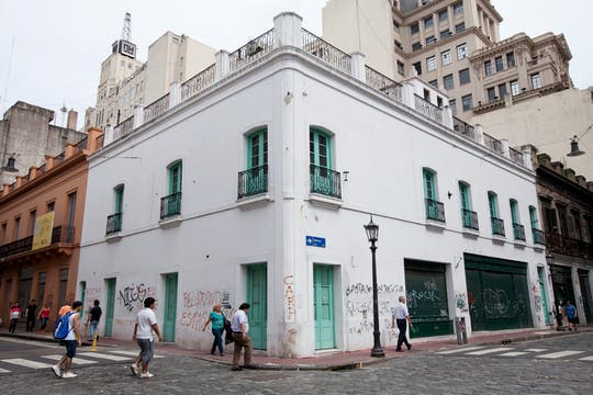 """""""Los Altos de Elorriaga"""" es la casa más antigua aún en pie. Foto: LA NACION / Ezequiel Muñoz"""