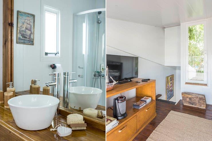 Si bien la estructura de las casas es casi idéntica, la distribución y los detalles del interior se pueden adaptar de acuerdo al gusto de cada dueño
