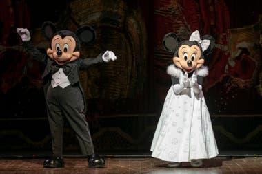 Mickey y Minnie, anfitriones de Disney en concierto 2019, Sinfonía de películas