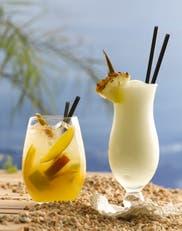 De maracuyá y de mango, dos recetas de caipiroska para bajar la temperatura