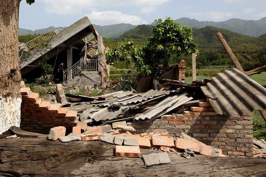 El sismo tuvo más de 260 réplicas, una de ellas de magnitud 5,1.