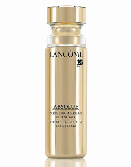 Absolue Sublime Regenerating Oleo-Serum (Lancome, $1750).