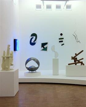 Una sala entera para el arte de Kosice