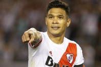 Teo Gutiérrez quiere volver a Sudamérica, pero en River no es prioridad ni lo buscan