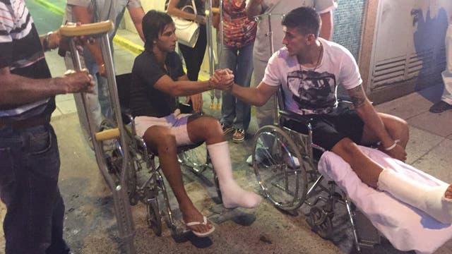 Toranzo y Mendoza, tras otra operación