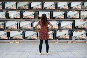 La tele ya fue