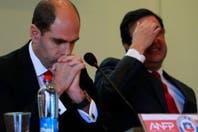 FIFAgate: suspenden de por vida a Sergio Jadué y Luis Bedoya