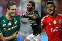 Los ex jugadores de Lanús que se sumaron a la celebración a través de Twitter