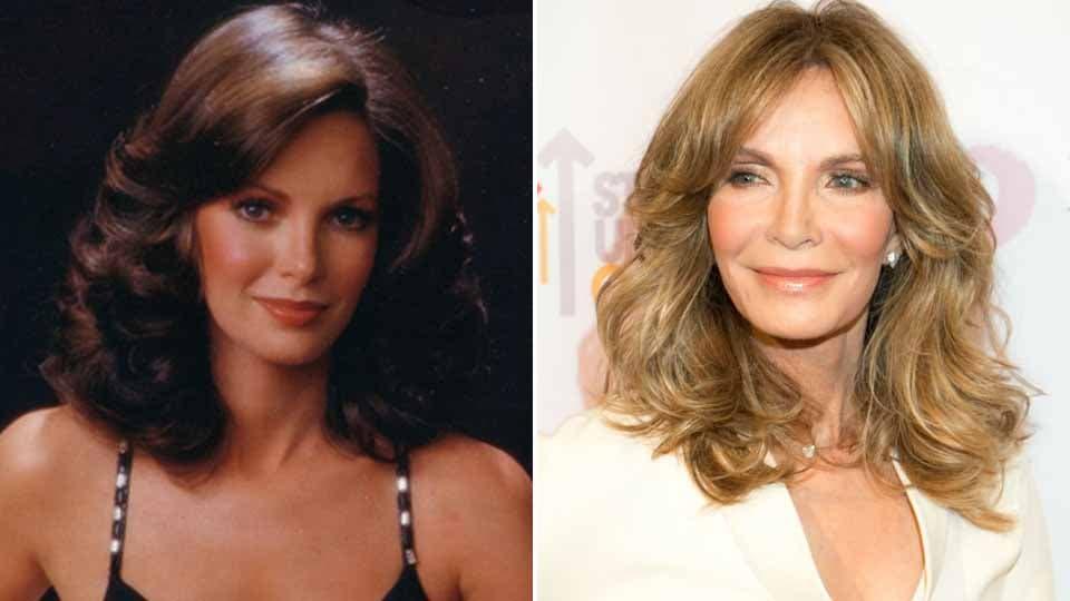 Jaclyn Smith, antes y ahora Archivo