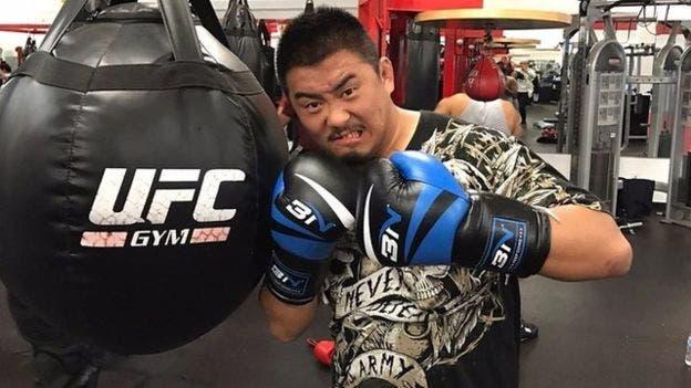 Xu es un experto en las artes marciales mixtas, forma de pelea que se ha puesto de moda gracias a promotoras como la Ultimate Fighting Championship (UFC, por sus siglas en inglés)