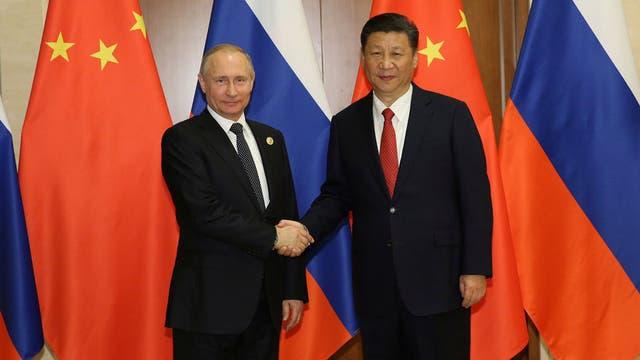 Vladimir Putin habló sobre el misil de Corea del Norte y defendió a Kim Jong-un