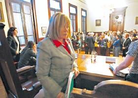 La jueza María Servini de Cubría convocó a los apoderados de los partidos políticos para pedir que colaboren con la consulta de padrones