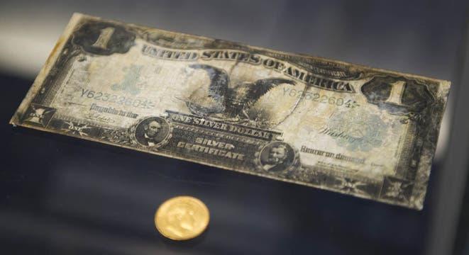 La colección fue recopilada durante más de un cuarto de siglo de expediciones llevadas a cabo por la sociedad RMS Titanic. Foto: AFP