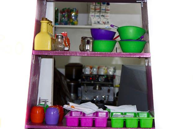 Espiamos la cocina de Canté Pri. Foto: Gentileza Agustina Ferreri