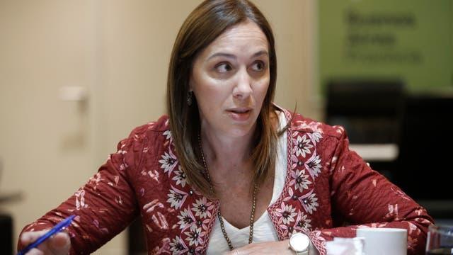 La gobernadora de la provincia de Buenos Aires María Eugenia Vidal licita tragamonedas por primera vez en 23 años y cierra tres casinos y un bingo