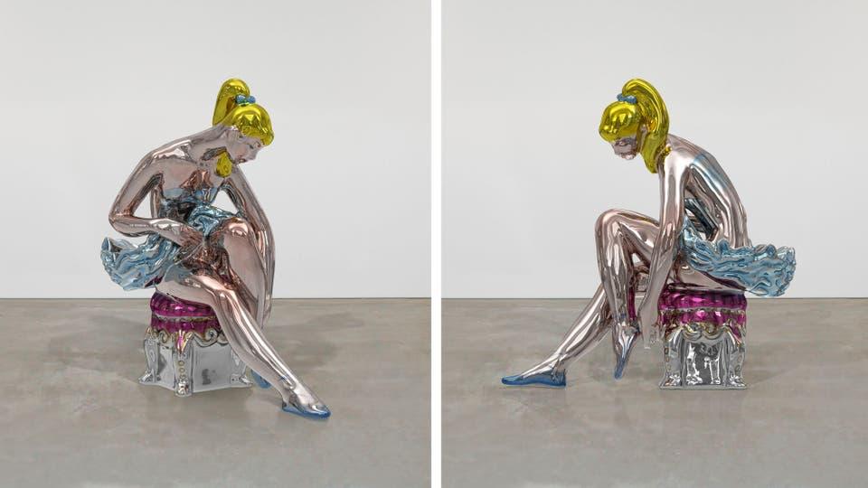La Ballerina de Jeff Koons