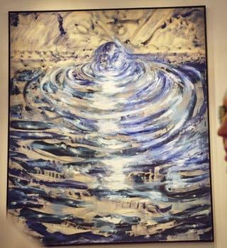 Inundado (1983) RÓMULO MACCIÓ. Vasari - US$ 120.000.