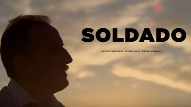 Soldado: un documental sobre Guillermo Moreno