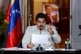 """Barack Obama declara emergencia nacional por """"la amenaza extraordinaria"""" que representa Venezuela"""