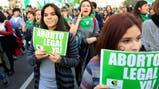 Fotos de Debate por el aborto