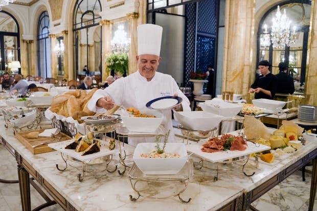 L'Orangerie, del Hotel Alvear: un clásico de lujo