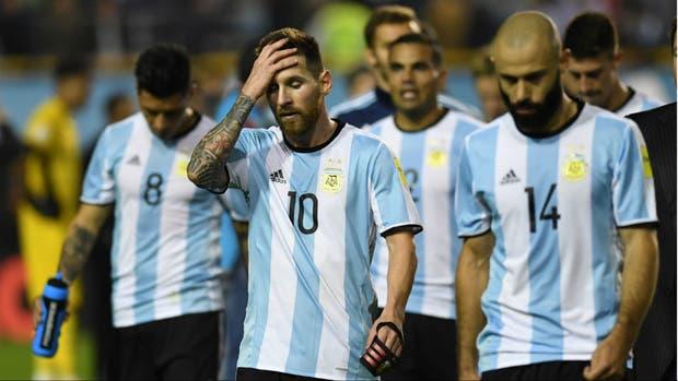La Selección partió rumbo a Ecuador