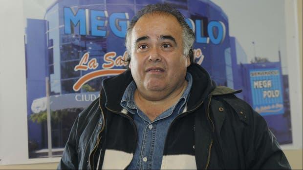 Jorge Castillo está acusado de liderar una asociación ilícita