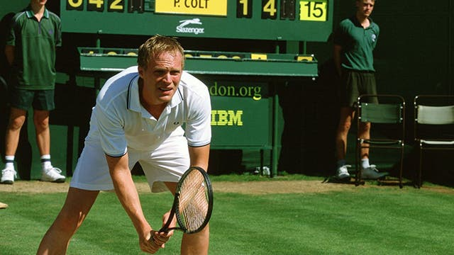 Wimbledon, con Paul Bettany