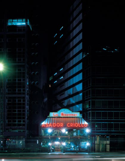 Buenos Aires,2004. Foto: Guido Chouela