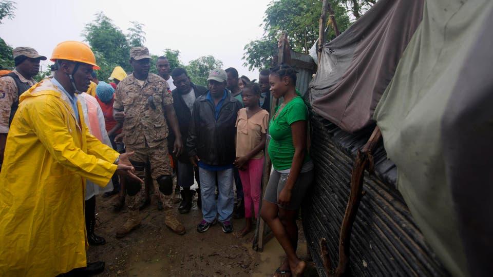 Huracán Matthew hace desastres en la zona del Caribe