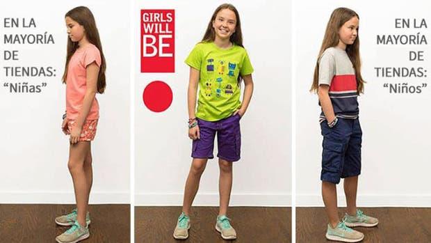 Una madre creó una línea de ropa por la insatisfacción de sus hijas con lo que ofrecía el mercado