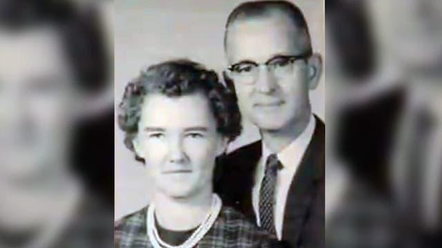 Se conocieron hace 75 años y siguen felizmente casados