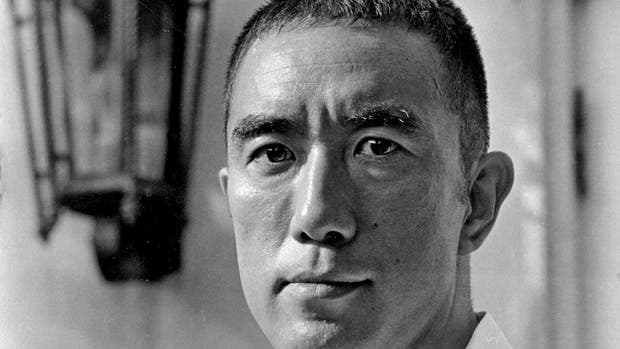 Yukio Mishima, escritor japonés