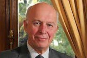 John Freeman, el embajador británico en la Argentina fue el primer diplomático en hablar de Malvinas desde 2009
