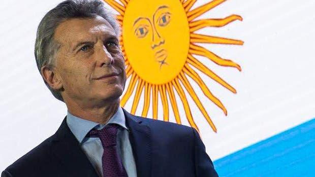 El presidente Mauricio Macri, en su gira por Asia en busca de inversiones