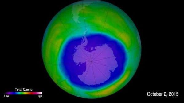 La capa de ozono está comenzando a recuperarse