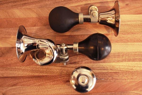 Amamos las bocinas con sonido a trompeta. Entre $55 y $75. Foto: Gentileza Rouen